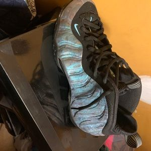 Abalone foamposites size 9.5 with box